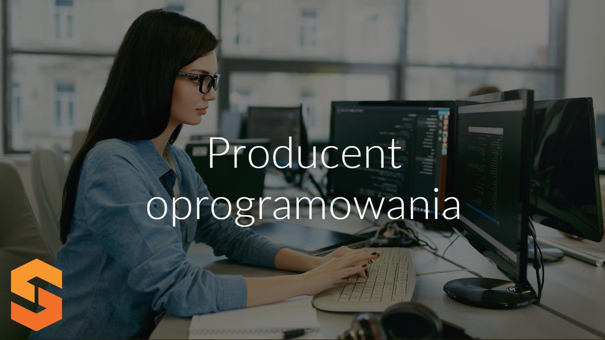 producent oprogramowania informatycznego